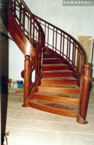 Domański schody z projektem
