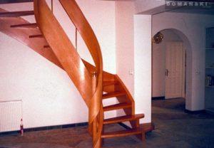 Domański producent schodów kręconych