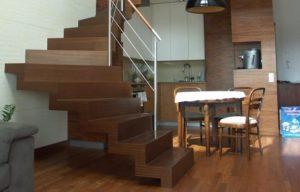Domański wzory schodów wewnętrznych