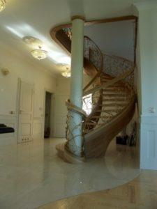 jesion schody, schody drewniane jesion