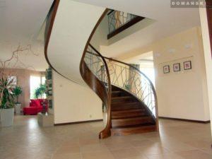 Domański schody spiralne cena
