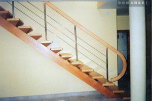 Domański schody pod wymiar