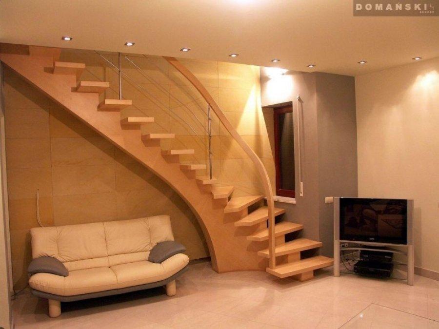 Domański lekkie schody wewnętrzne