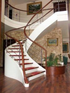 Domański schody drewniane projekty