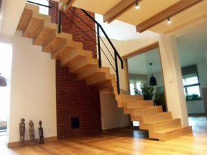 Domański indywidualne projekty schodów
