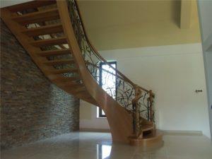 Domański schody drewniane wzory