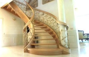 Domański nowoczesne schody wewnętrzne galeria