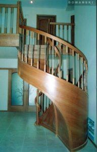 Domański zdjęcia schodów