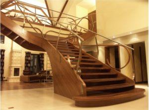 Domański wykonanie schodów drewnianych