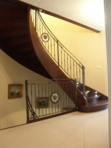 Domański projekt schody
