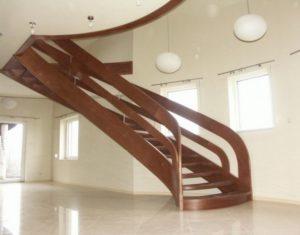 Domański projekty schodów wewnętrznych zdjęcia