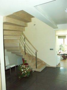 Domański okragle schody