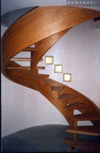 Domański schody wymiary
