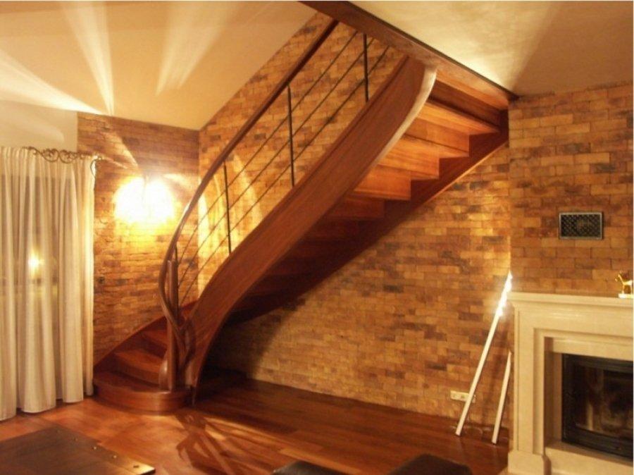 Fantastyczny Schody wewnętrzne drewniane, nowoczesne schody kręcone dębowe AA93