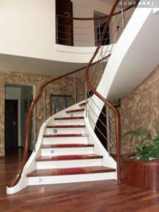 Domański schody drewniane producent