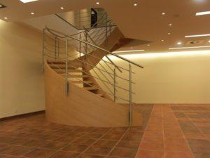 Domański schody kręcone bezpieczne