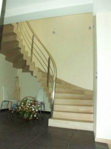Domański schody spiralne na wymiar