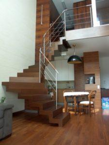 Domański luksusowe schody