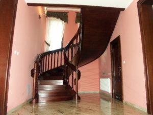 Domański schody spiralne drewniane cena