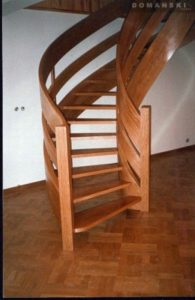 Domański schody wewnętrzne