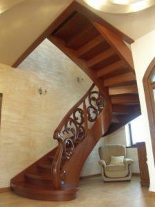 Domański schody kręcone projekt