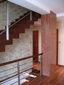 schody proste drewniane cena