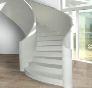 Domański schody spiralne nowoczesne