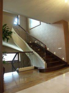 Domański krecone schody