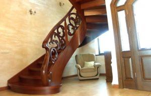 Domański schody kręcone na zamówienie