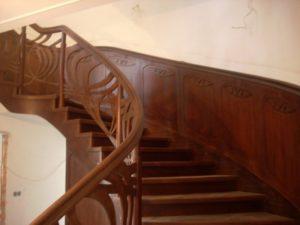 Domański galeria schody