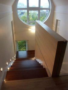 Domański schody drewniane wewnetrzne