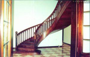 Domański schody wewnetrzne