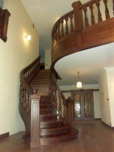 Domański ekskluzywne schody drewniane