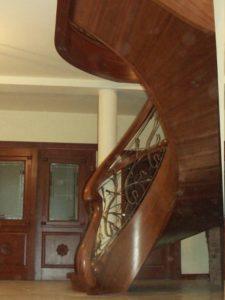 Domański okrągłe schody