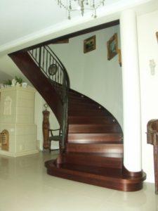 Domański galeria schodów