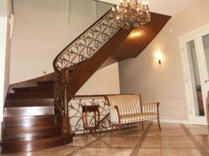 Domański schody drewniane wymiary