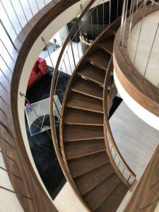 domanski schody drewniane