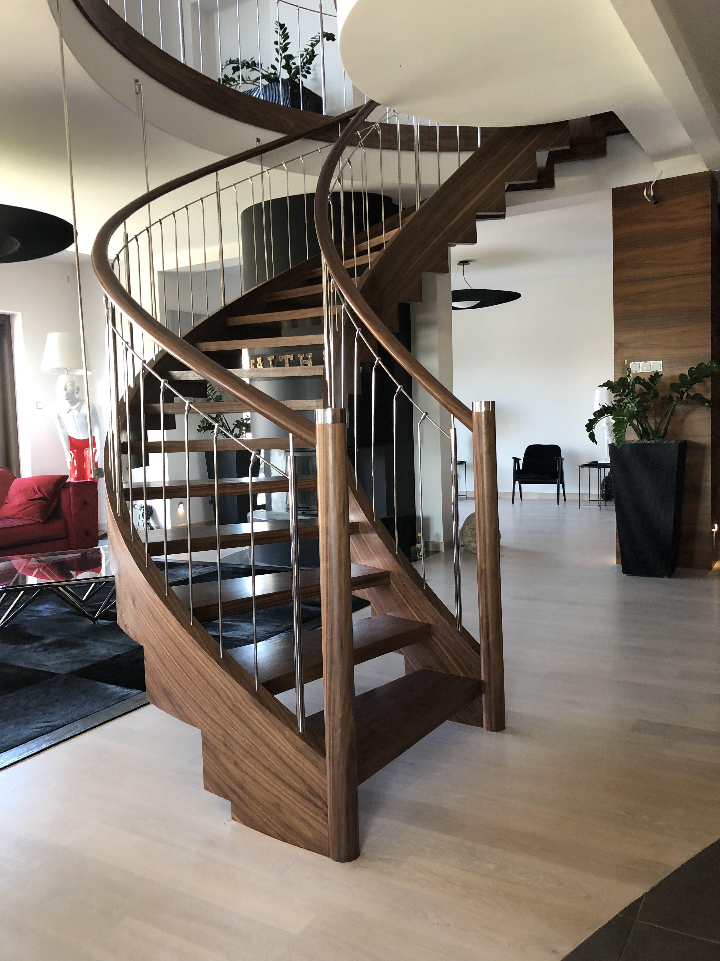nowoczesne schody domański