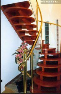Domański ekskluzywne schody