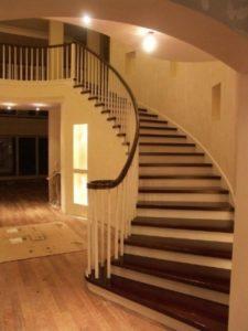 schody kręcone wewnętrzne Domański