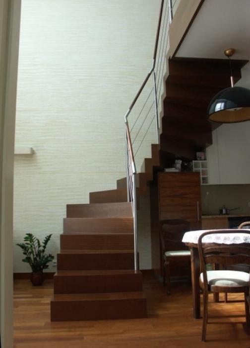 schody drewniane galeria zdjęć Domański