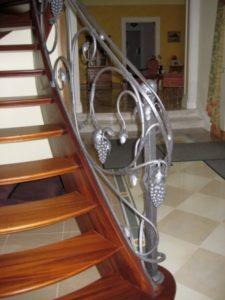 metalowa balustrada Domański