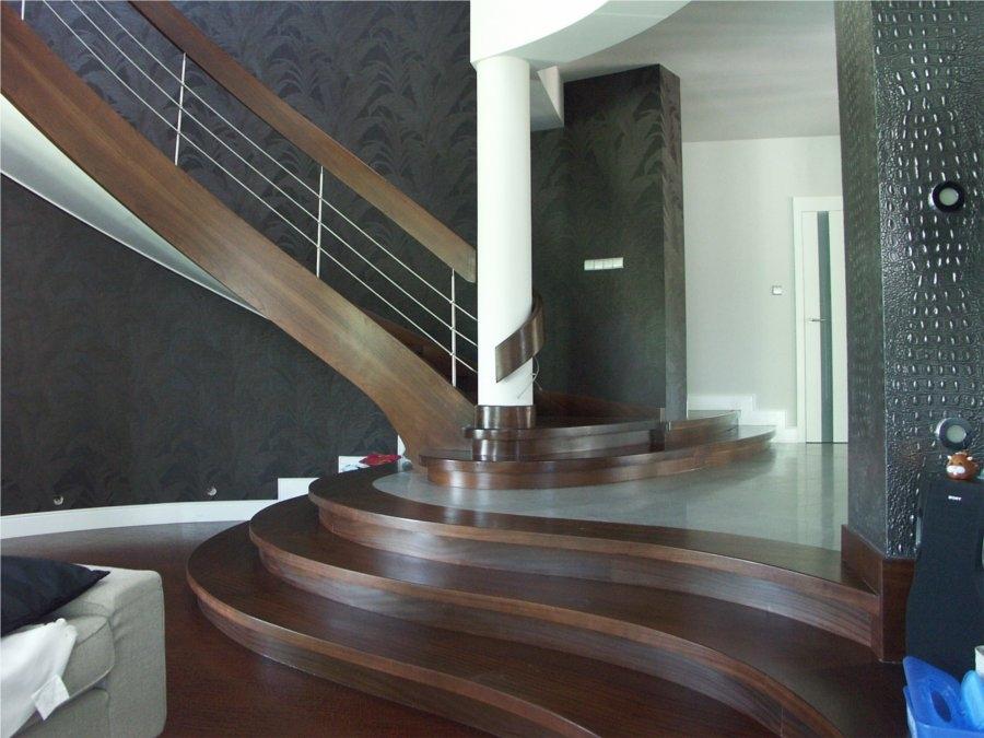 kręcone schody firmy Domański