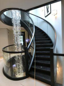 projekty schodów firmy Domański